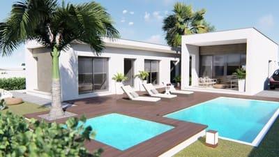 3 bedroom Villa for sale in Formentera del Segura with pool - € 425,000 (Ref: 5361004)