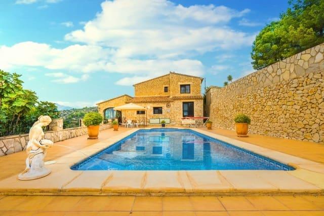 4 quarto Moradia para venda em Senija com piscina garagem - 695 000 € (Ref: 5541444)