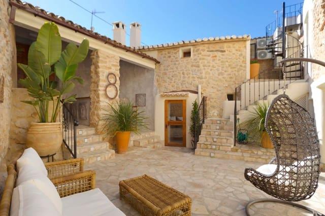 6 quarto Casa em Banda para venda em Lliber com garagem - 595 000 € (Ref: 5541636)