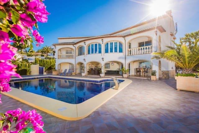 5 quarto Moradia para venda em Adsubia com piscina garagem - 1 850 000 € (Ref: 5541726)