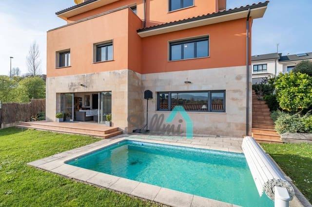 Chalet de 5 habitaciones en Avilés en venta con piscina - 500.000 € (Ref: 5366847)