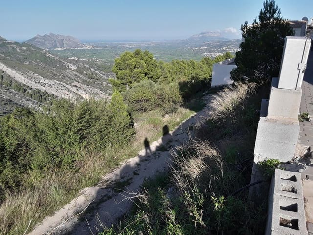 Solar/Parcela en Vall de Laguart en venta - 90.000 € (Ref: 5873741)