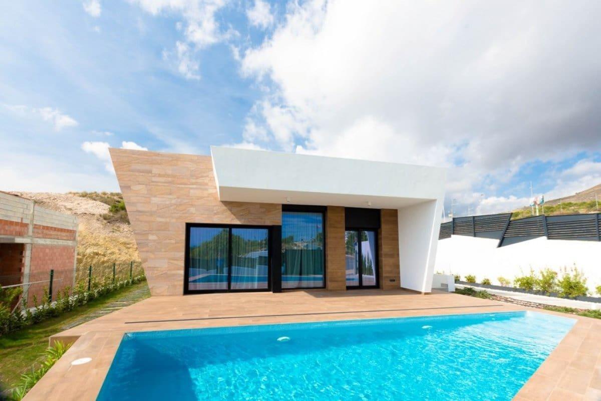 3 bedroom Villa for sale in Cala de Finestrat with pool - € 389,000 (Ref: 4693705)