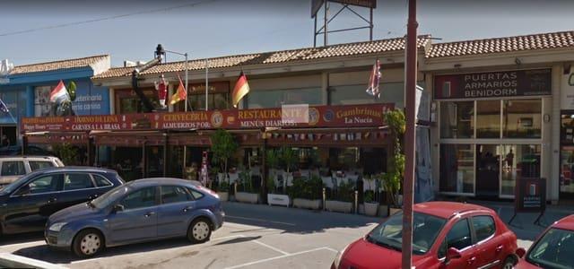 Kommersiell til leie i La Nucia - € 2 300 (Ref: 4632702)