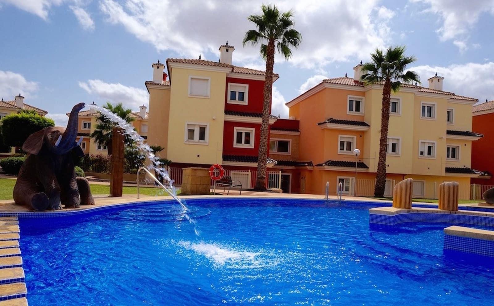 2 soveværelse Lejlighed til leje i Banos y Mendigo med swimmingpool - € 900 (Ref: 5853491)