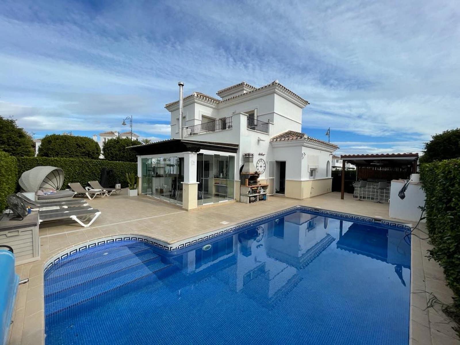 4 quarto Moradia para arrendar em Roldan com piscina - 2 500 € (Ref: 5884142)