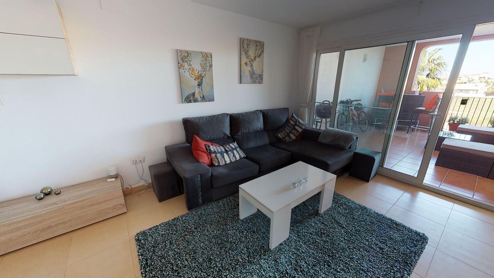 2 soveværelse Lejlighed til leje i Torre-Pacheco med swimmingpool - € 900 (Ref: 5884182)
