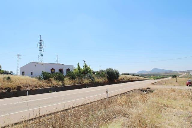 3 chambre Finca/Maison de Campagne à vendre à Merida - 85 000 € (Ref: 4097928)
