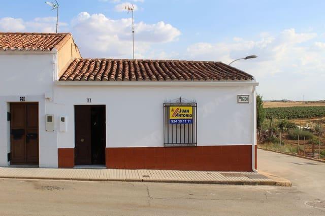2 sovrum Hus till salu i Torremejia - 54 000 € (Ref: 4214056)