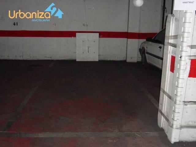 Garaje en Badajoz ciudad en venta - 18.000 € (Ref: 3659719)