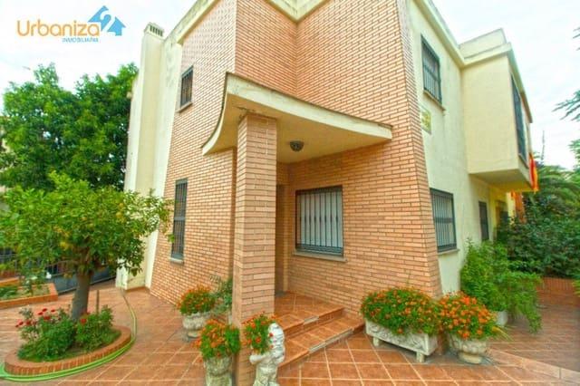 5 Zimmer Reihenhaus zu verkaufen in Badajoz Stadt mit Garage - 359.000 € (Ref: 3731378)