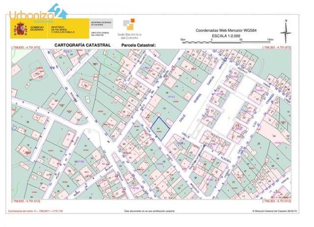 Terrain à Bâtir à vendre à La Codosera - 39 500 € (Ref: 4232236)