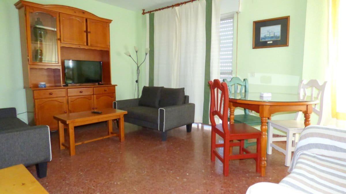 4 slaapkamer Flat te huur in Badajoz stad - € 600 (Ref: 4650660)