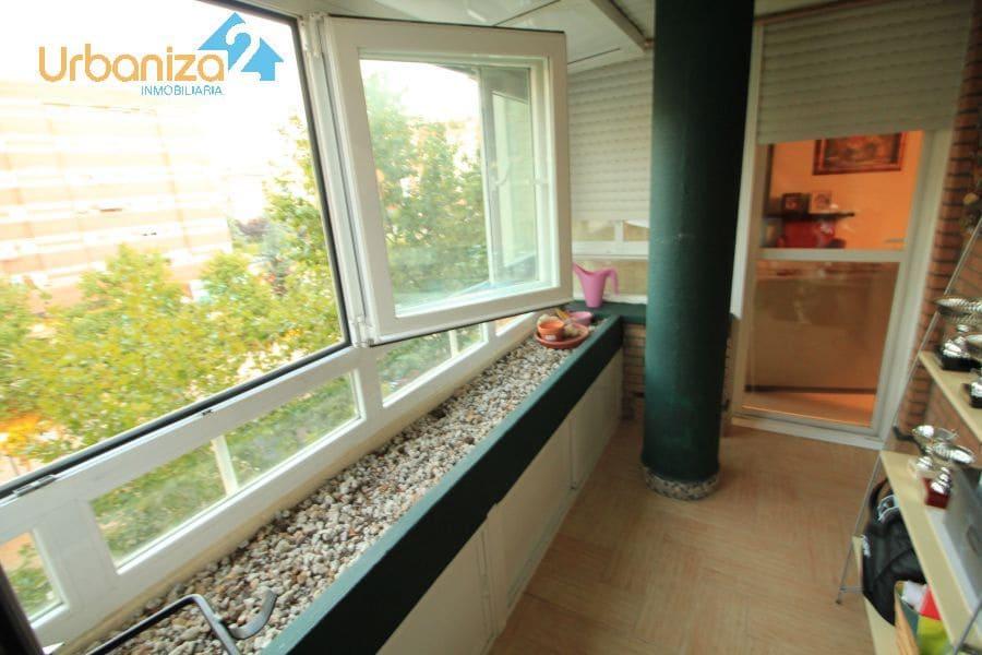 Appartement de 4 chambres à louer à Badajoz ville avec garage - 750 € (Ref: 4823176)