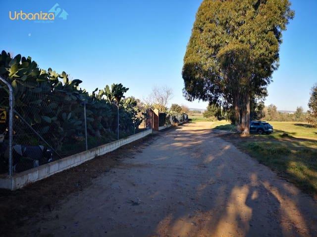 Byggetomt til salgs i Badajoz by - € 63 000 (Ref: 4920893)