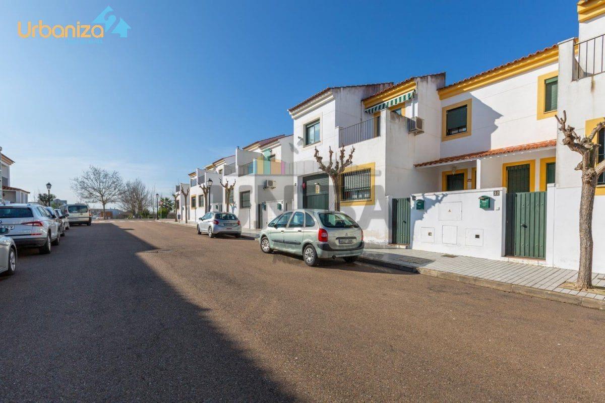 3 chambre Villa/Maison Mitoyenne à vendre à Olivenza - 85 000 € (Ref: 5099279)