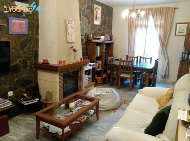 4 soveværelse Rækkehus til salg i Talavera la Real med garage - € 112.900 (Ref: 5421110)