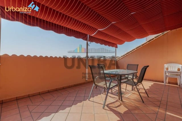 Ático de 4 habitaciones en Badajoz ciudad en venta con garaje - 152.000 € (Ref: 5657136)