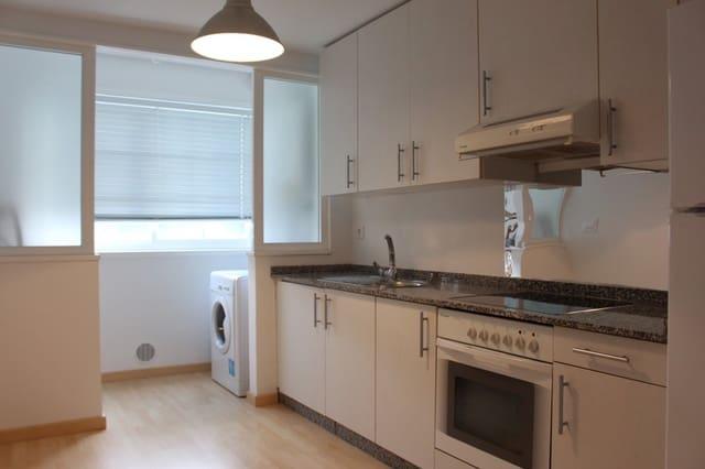 1 quarto Apartamento para arrendar em Corunha cidade com garagem - 500 € (Ref: 6319492)