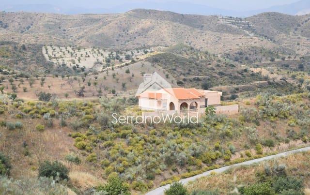 2 soveværelse Finca/Landehus til leje i Albanchez med garage - € 600 (Ref: 3656828)