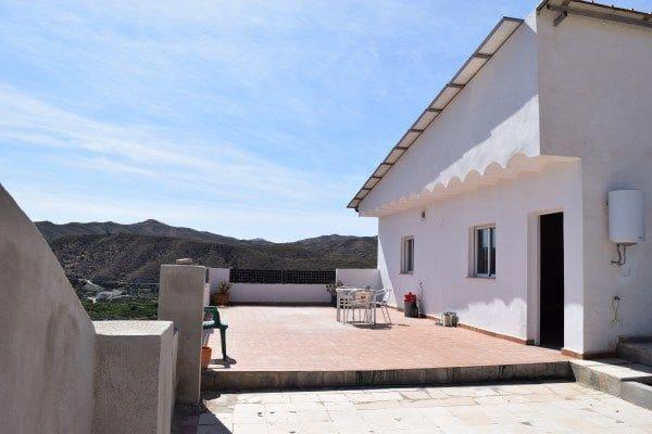 1 sypialnia Finka/Dom wiejski do wynajęcia w Almanzora - 350 € (Ref: 3804221)