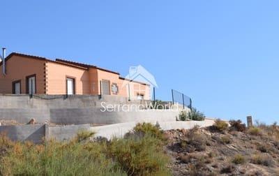 3 sovrum Finca/Hus på landet att hyra i Almanzora - 650 € (Ref: 3941848)