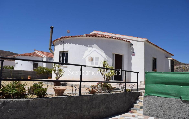 3 slaapkamer Villa te huur in Almanzora - € 650 (Ref: 4032299)