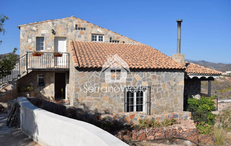 3 slaapkamer Villa te huur in Almanzora - € 550 (Ref: 4105473)