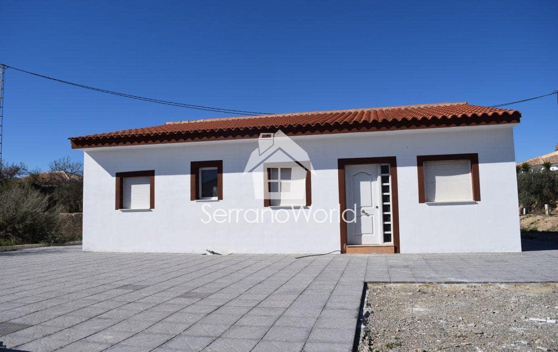 3 slaapkamer Villa te huur in Almanzora - € 650 (Ref: 4373357)