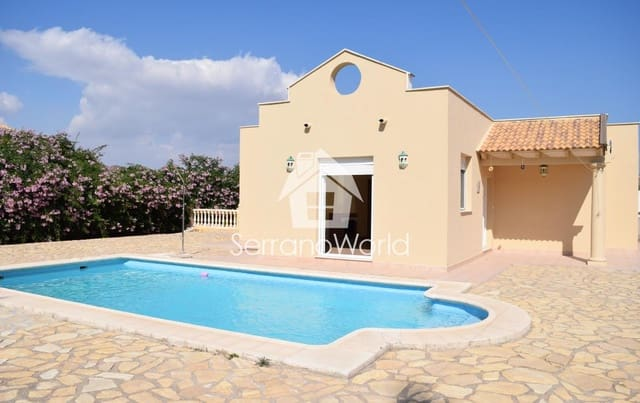 2 soverom Villa til leie i Cantoria med svømmebasseng - € 700 (Ref: 4707690)