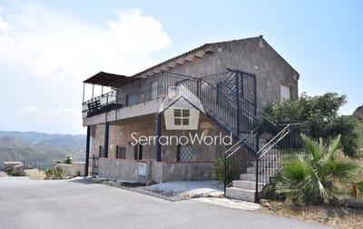 2 sovrum Semi-fristående Villa att hyra i Almanzora - 550 € (Ref: 4956757)