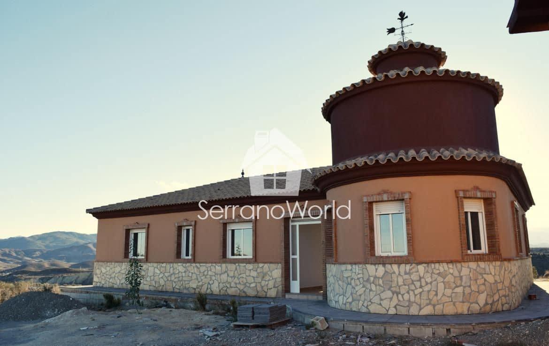 3 slaapkamer Villa te huur in Cantoria - € 800 (Ref: 5244569)