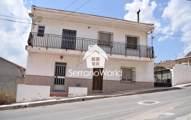 6 sovrum Hus till salu i Almanzora med garage - 99 000 € (Ref: 5493149)
