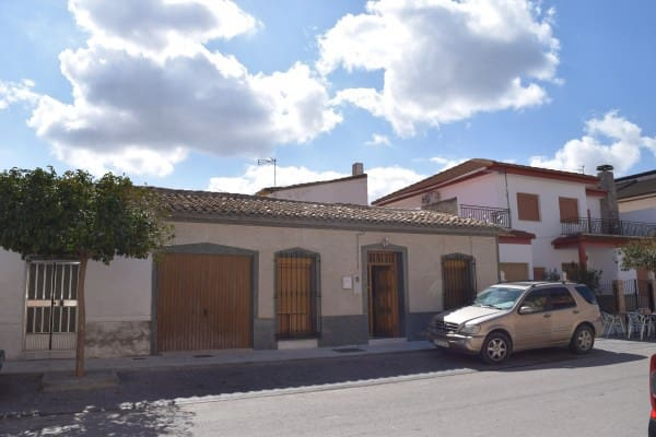5 soveværelse Byhus til leje i Almanzora - € 650 (Ref: 5994874)