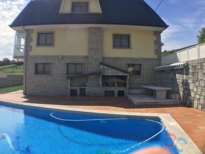 4 chambre Maison de Ville à vendre à Poio avec piscine garage - 394 000 € (Ref: 4803353)