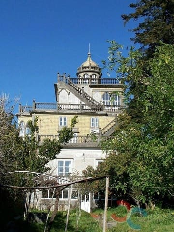 Casa de 7 habitaciones en Soutelo de Montes en venta con garaje - 450.000 € (Ref: 4803447)