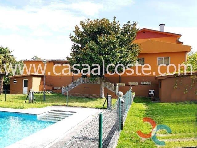 10 quarto Moradia para venda em O Rosal com piscina garagem - 310 000 € (Ref: 4825817)
