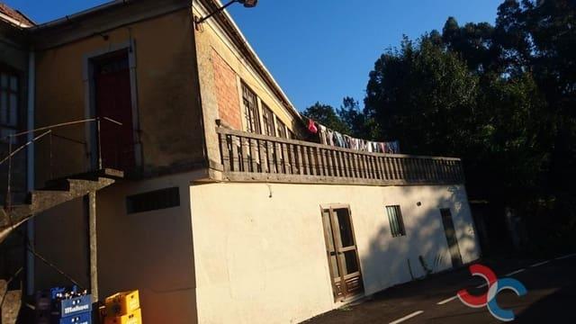 4 chambre Maison de Ville à vendre à Covelo avec garage - 80 000 € (Ref: 5221291)