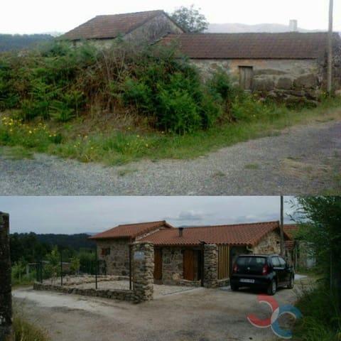 2 chambre Maison de Ville à vendre à A Caniza avec garage - 148 000 € (Ref: 5221292)