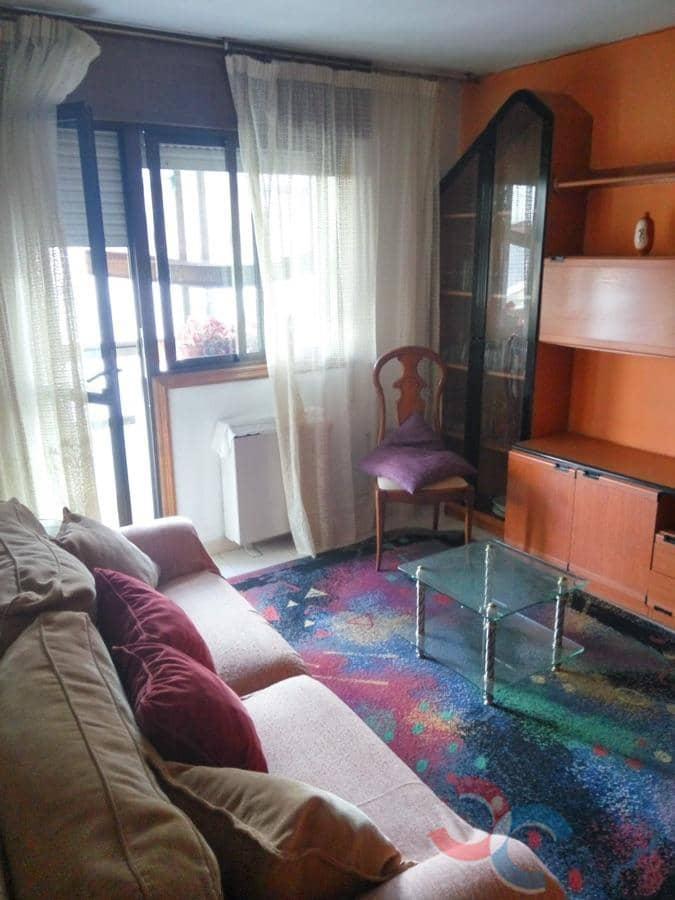 2 Zimmer Wohnung zu verkaufen in A Caniza - 35.000 € (Ref: 5221294)