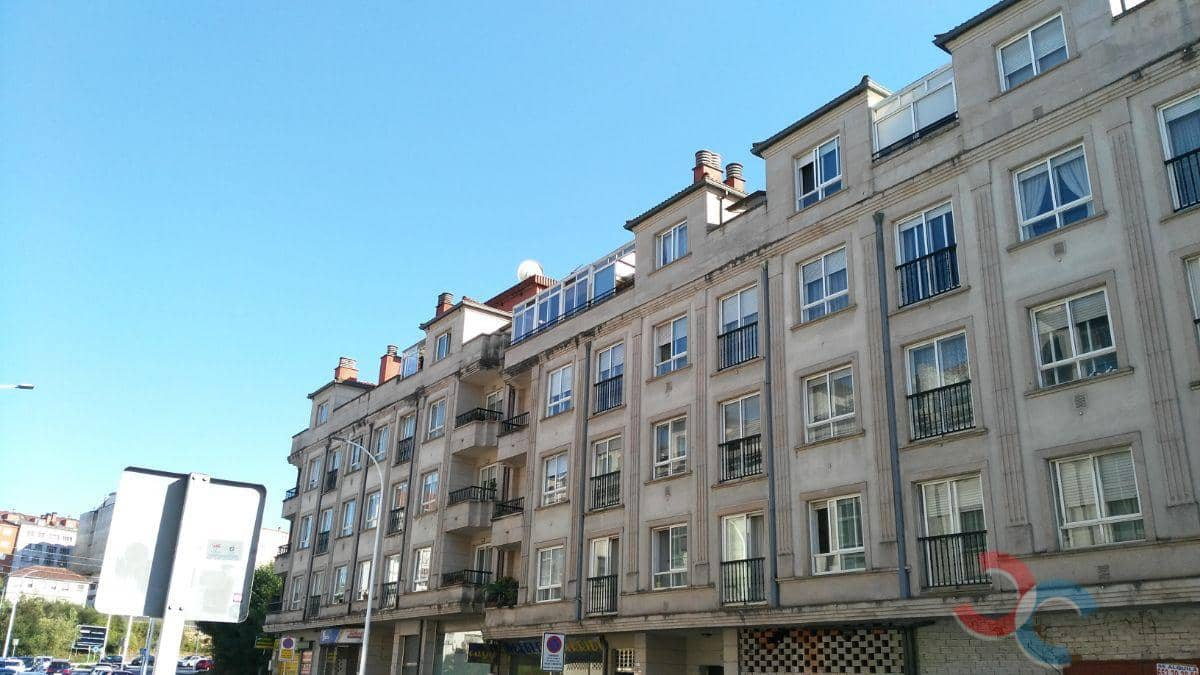 3 bedroom Penthouse for sale in Pontevedra city with garage - € 185,000 (Ref: 5289773)