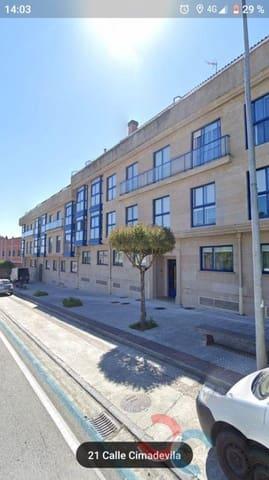 Ático de 1 habitación en Boiro en venta con garaje - 110.000 € (Ref: 5866396)