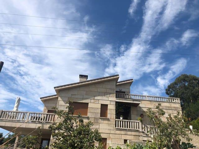 3 makuuhuone Huvila myytävänä paikassa Ponte Sampaio mukana  autotalli - 275 000 € (Ref: 5103581)