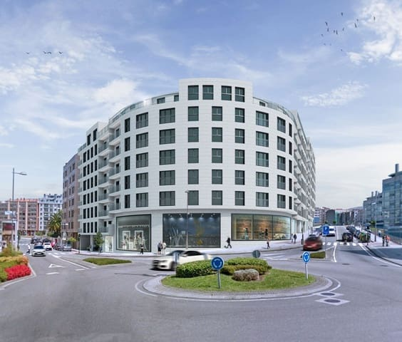 1 sypialnia Apartament na sprzedaż w Miasto Pontevedra z garażem - 119 000 € (Ref: 5787314)