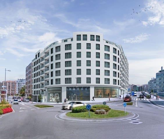 4 quarto Apartamento para venda em Pontevedra cidade com garagem - 370 000 € (Ref: 5787315)