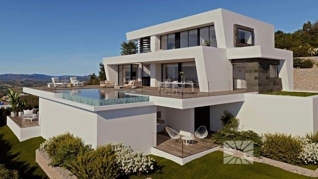 4 soveværelse Villa til salg i Benitachell / Benitatxell med swimmingpool garage - € 2.100.000 (Ref: 5551774)