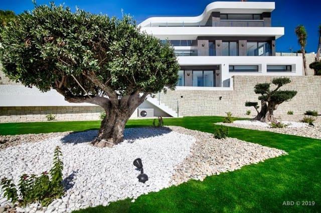 4 soveværelse Villa til salg i Benissa med swimmingpool garage - € 1.750.000 (Ref: 5569166)