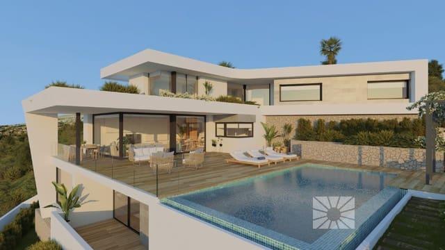 3 soveværelse Villa til salg i Benitachell / Benitatxell med swimmingpool garage - € 1.640.000 (Ref: 5592180)
