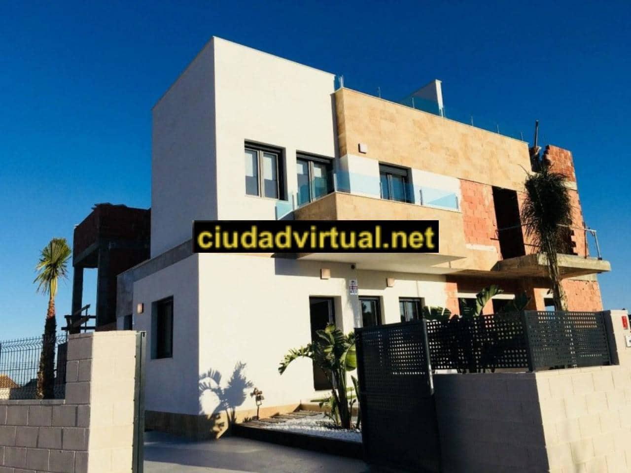 Chalet de 3 habitaciones en Polop en venta con piscina - 197.500 € (Ref: 4874834)