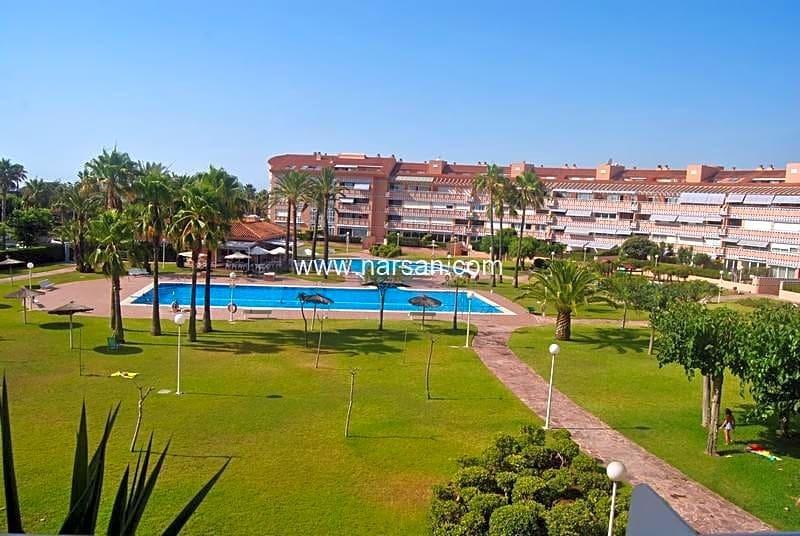 3 quarto Apartamento para venda em El Grau de Castello com piscina - 360 000 € (Ref: 6023011)